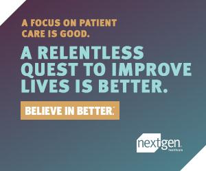 nextgen healthcare ad
