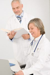 Medical team doctors