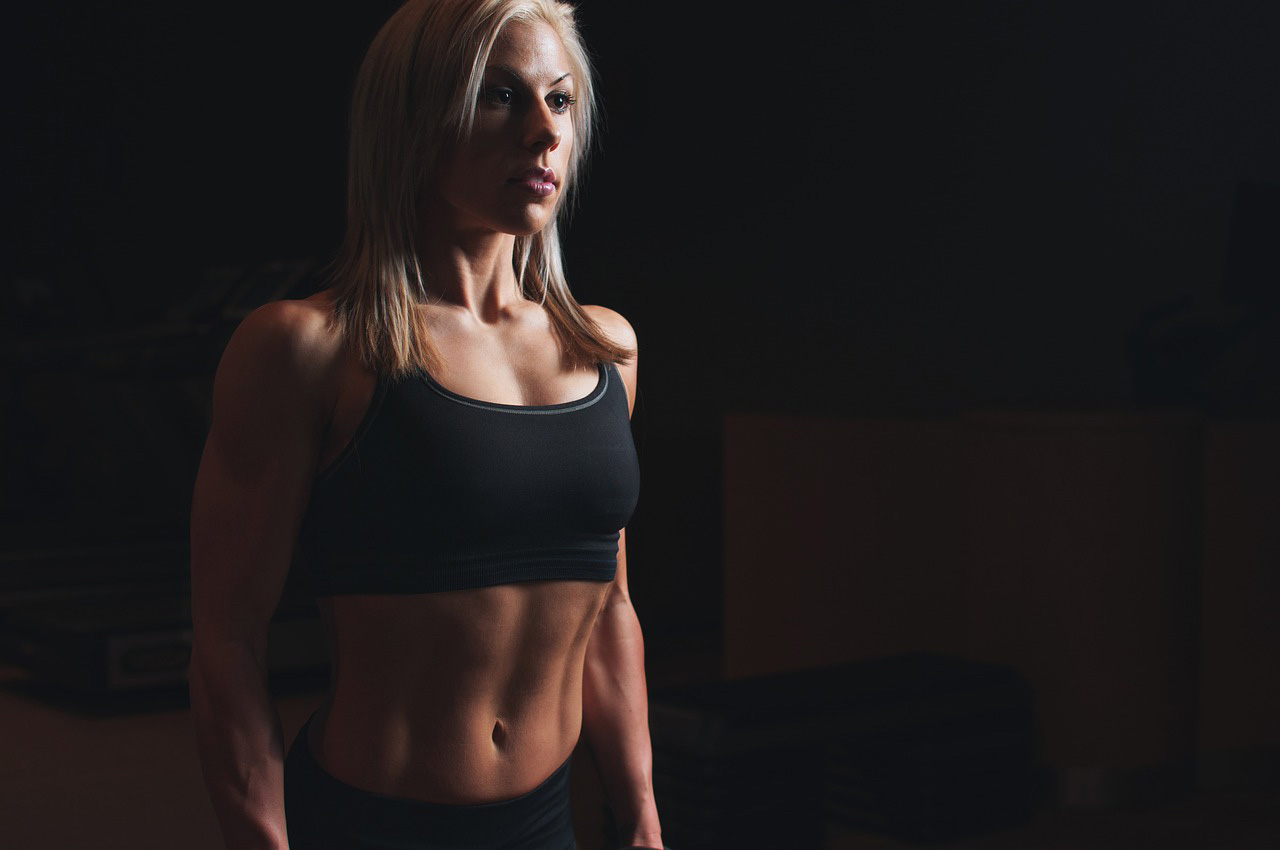 healthy abs
