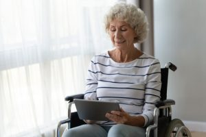 A Mobile Booking App Elderly Care