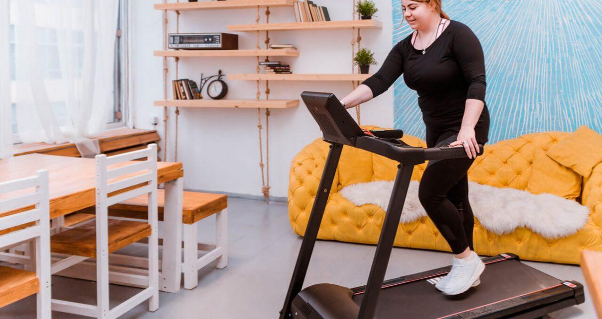 home treadmill