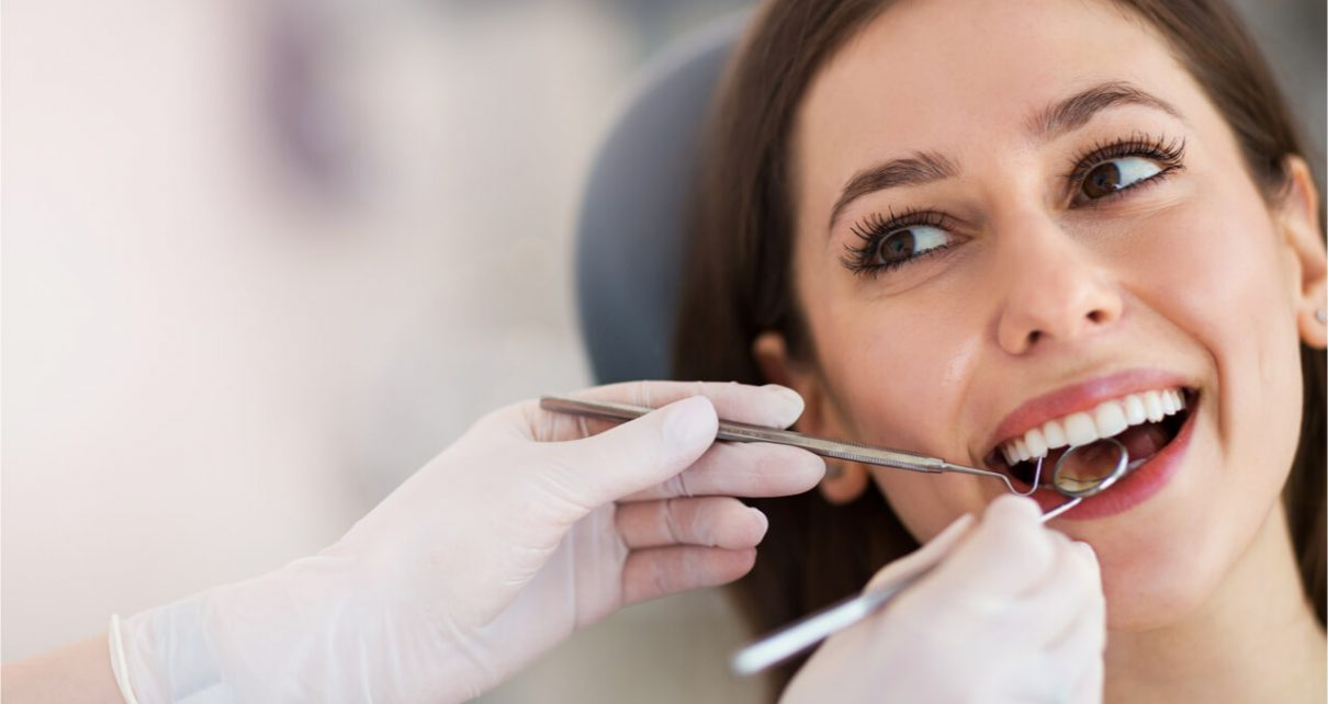 The patient will get a dental implant.