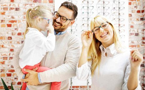 Family eye care to maintain excellent eyesight for everyone in the family.